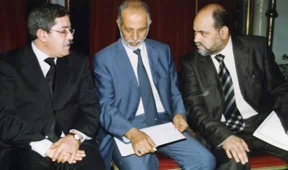 التحالف الرئاسي بالجزائر يتصدع